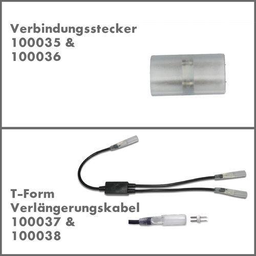 Zubehör für 230 V LED-Streifen