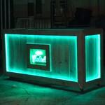 Neon LED Band, blau - DINA