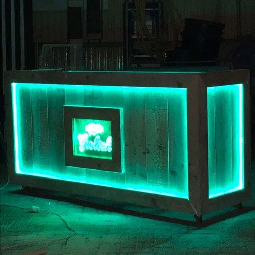 Neon LED Band, rot - DINA