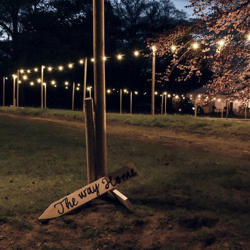 Illu Lichterkette, LEDs mit milchig weißer Abdeckung, weißes Kabel, 10-50 Meter
