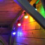 Illu Lichterkette, 4 farbige LEDs