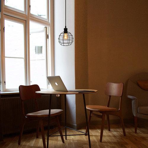 7W & 9W Filament Glühlampe, 2200-2700K, Klarglas Ø60, dimmbar bis warm