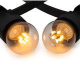 Illu Lichterketten mit warmweißen Lampen