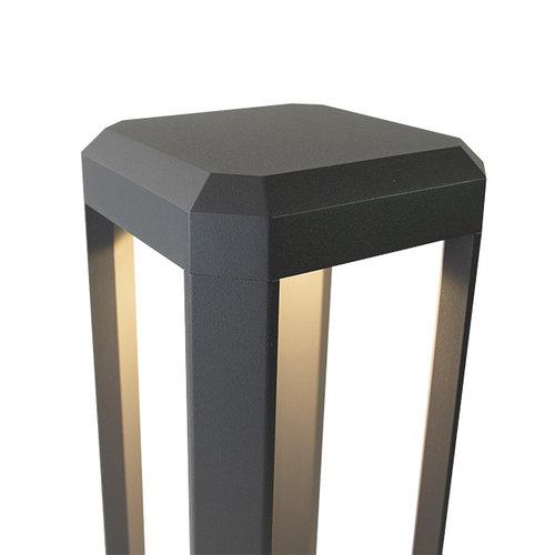 Design-Stehleuchte Cobalt - anthrazit