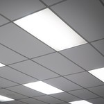 36W LED-Panel 120x30 cm - flackerfrei - 4000K