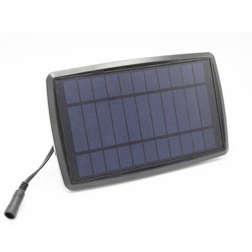 Solar Lichterkette für den Außenbereich mit 15 Lichtern in Hängevorrichtungen - 15 Meter