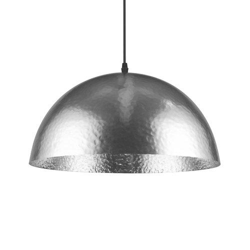 Design-Hängelampe aus Aluminium - Luna