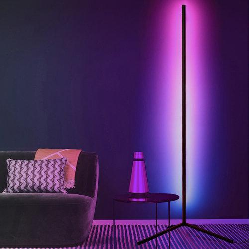 Intelligente LED-Stehleuchte mit RGB und Tuya