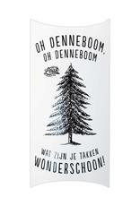 100%LEUK Kadodoos – Oh Dennenboom