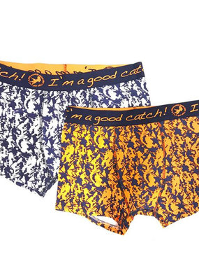 A Fish Named Fred 2 pack boxershort Jazz musician