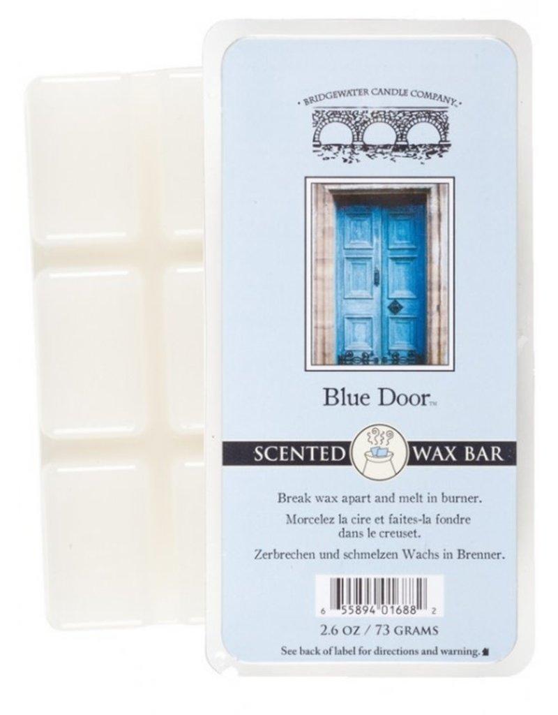 Bridgewater Geurwax wafel Blue Door