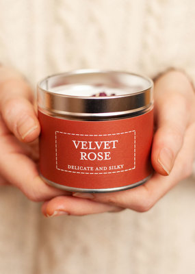 COUNTRYCANDLE Velvet rose