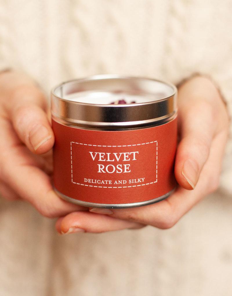 COUNTRYCANDLE Velvet rose