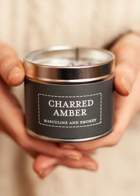 COUNTRYCANDLE Charred Amber