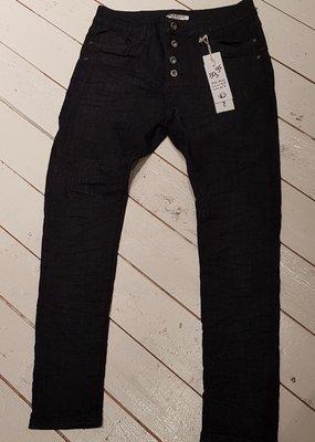 donker blauw Jeans