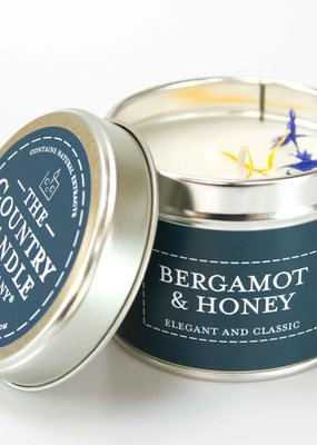 COUNTRYCANDLE Bergamot&Honey