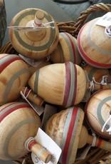IB LAURSEN houten tollen