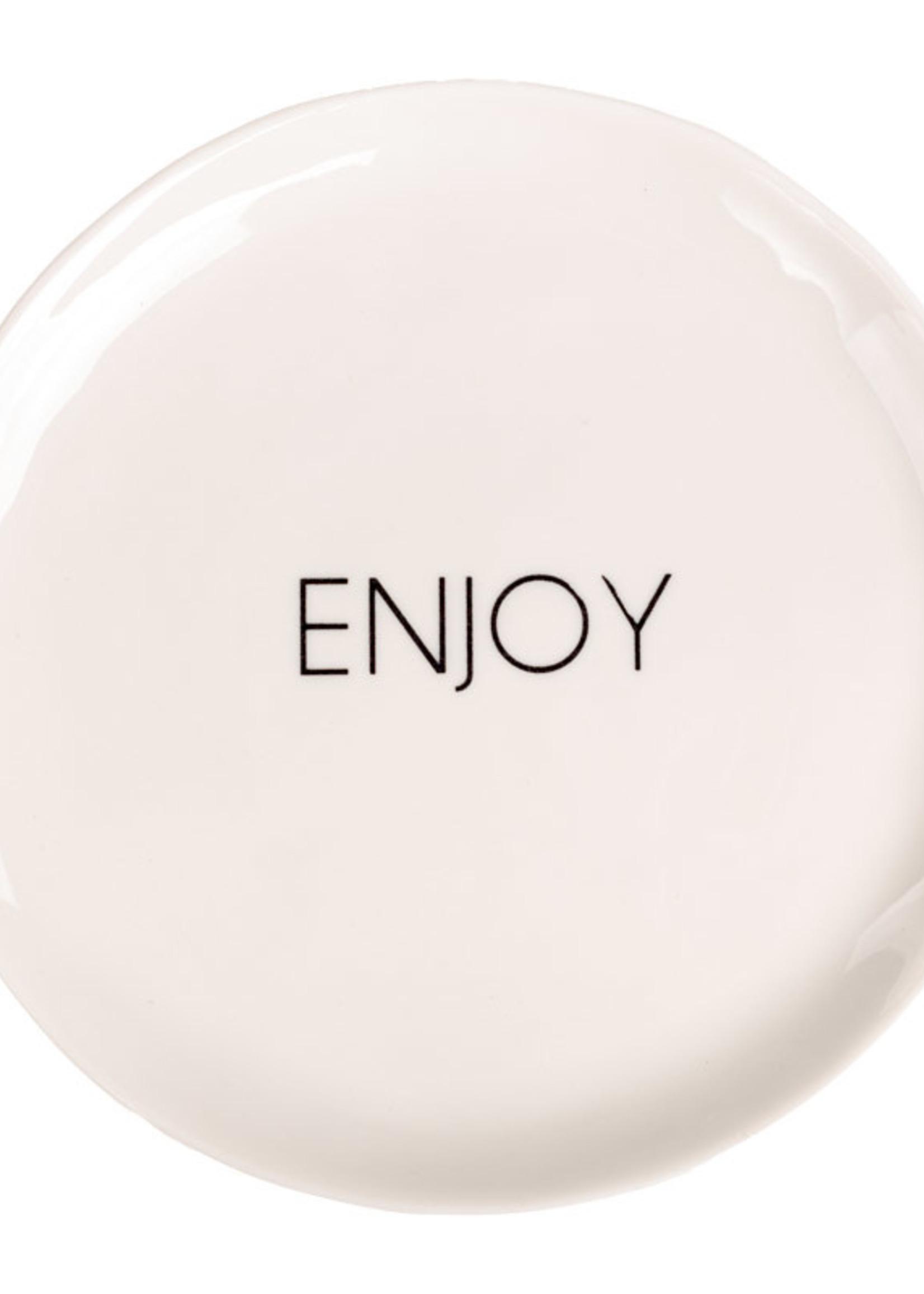 Dish Enjoy Round