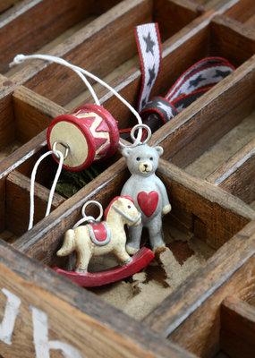IB LAURSEN kerst ornamentjes