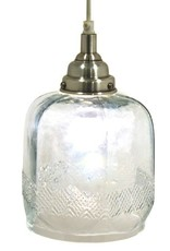 IB LAURSEN leuk glazen hanglamp
