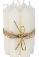 IB LAURSEN Korte kaarsen Wit 4171-11