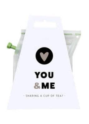 LIVNTASTE LIVNTASTE You&Me  Coffee or Tea brewer