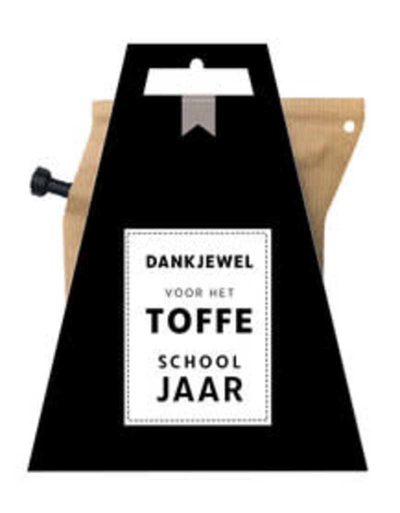 LIVNTASTE Dankjewel vh toff schooljaar Coffee or Tea brewer