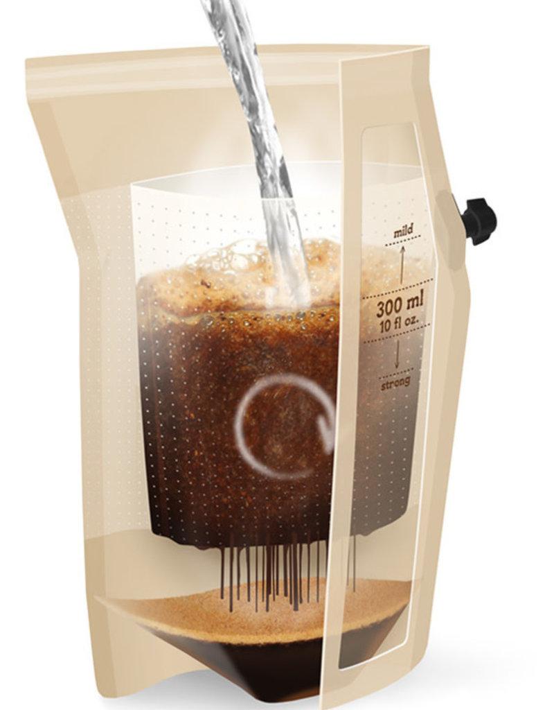 LIVNTASTE Dankjewel fijn schooljaar Coffee or Tea brewer