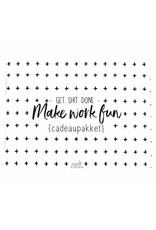 kadopakket Make work fun