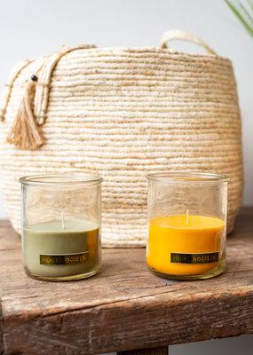 Outdoor candle Nick in 3 kleuren