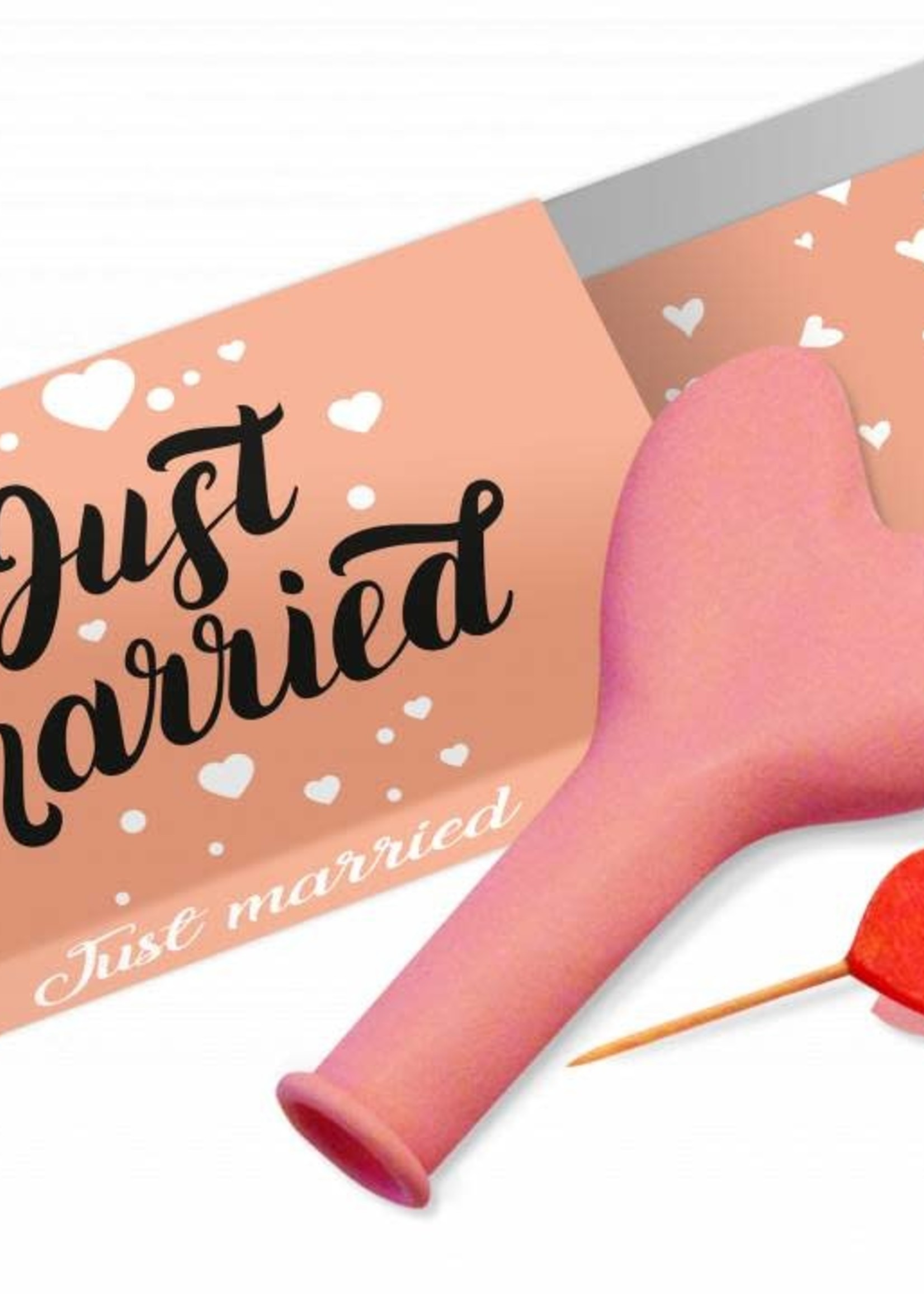 JUST MARRIED giftbox