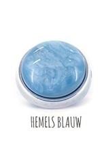 QOSS Gwen vntzwart hemelsblauw bol