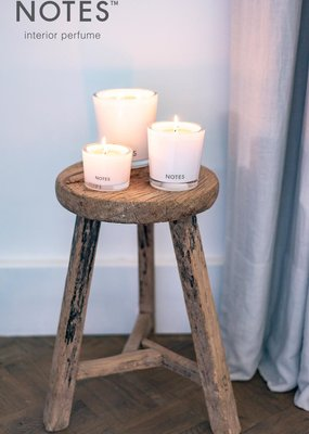 NOTES  CANDLE  MEDIUM IN 10 GEUREN