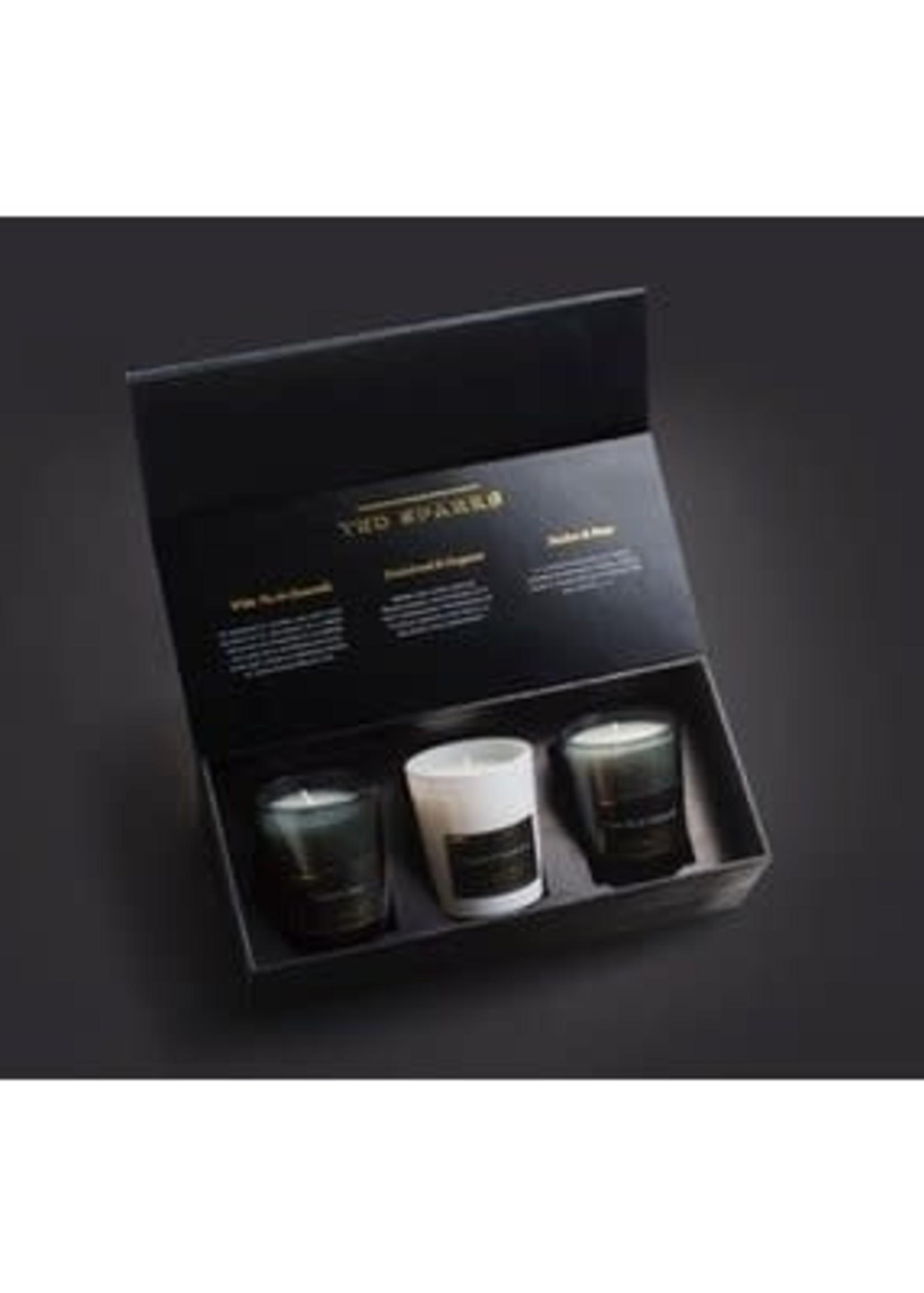 TED SPARKS TEDSPARKS mini gift set met 3 geuren