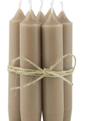 IB LAURSEN korte kaarsen 4171-61 Milky
