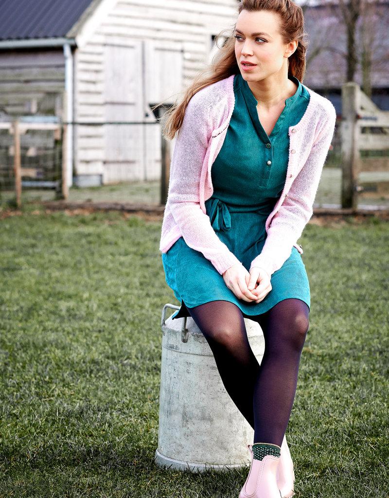 LEPEP LEPEP Cardigan Bette pink mist