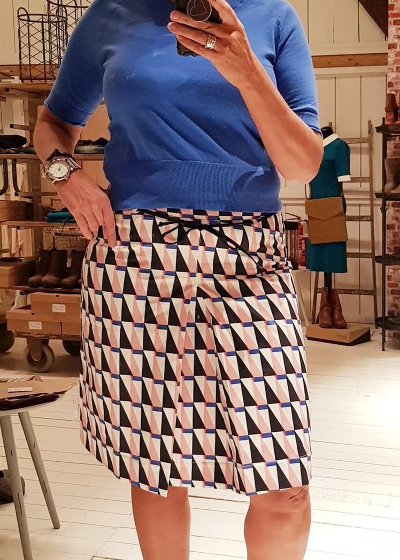LEPEP Lepep Skirt Angie Navy