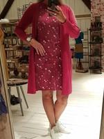 LEPEP Lepep Dress Allison Sangria