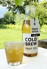 LIVNTASTE COLD BREW FRUIT TEA • FRUITY PASSION
