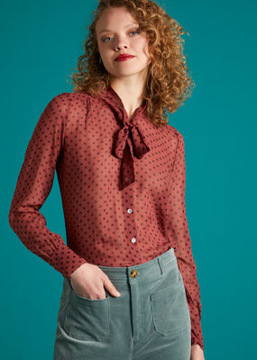 KING LOUIE Della blouse pretty woman