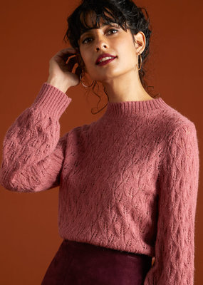 KING LOUIE Jeannie Sweater vallina