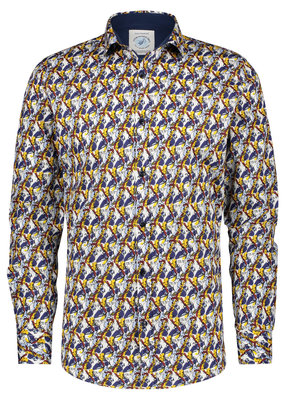A Fish Named Fred Blouse Herman Brood