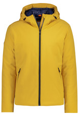 A Fish Named Fred Softshell jacket Yellow