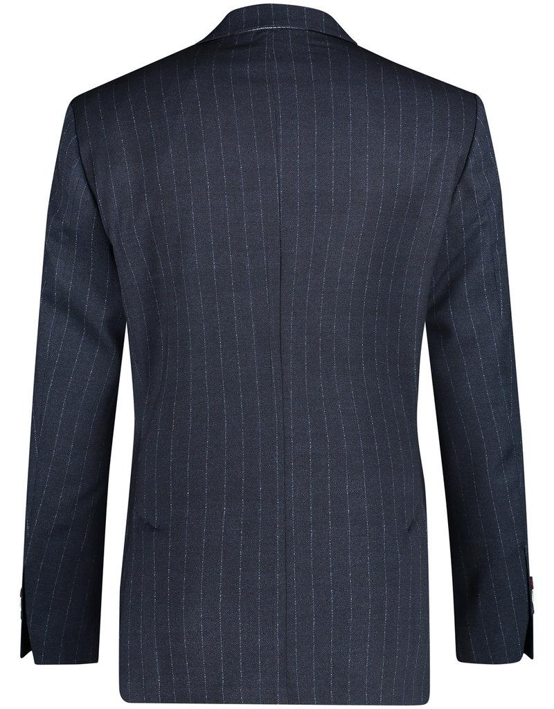 Travel blazer printed stripe 21.01.126