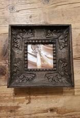fotolijst zwart hout
