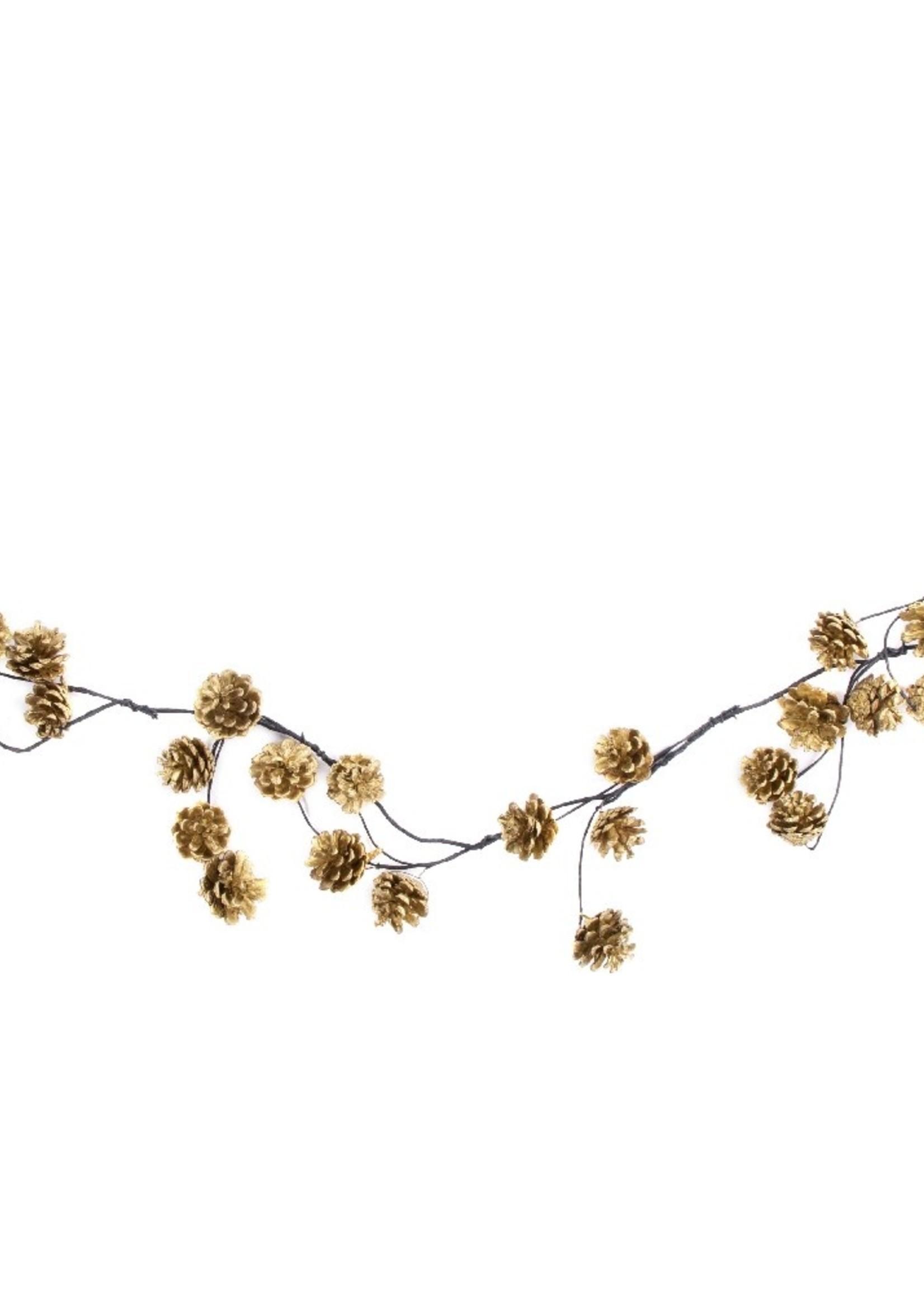 Natural garland pineCone S