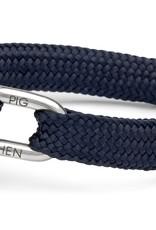 PIG&HEN Sharp Simon navy silver