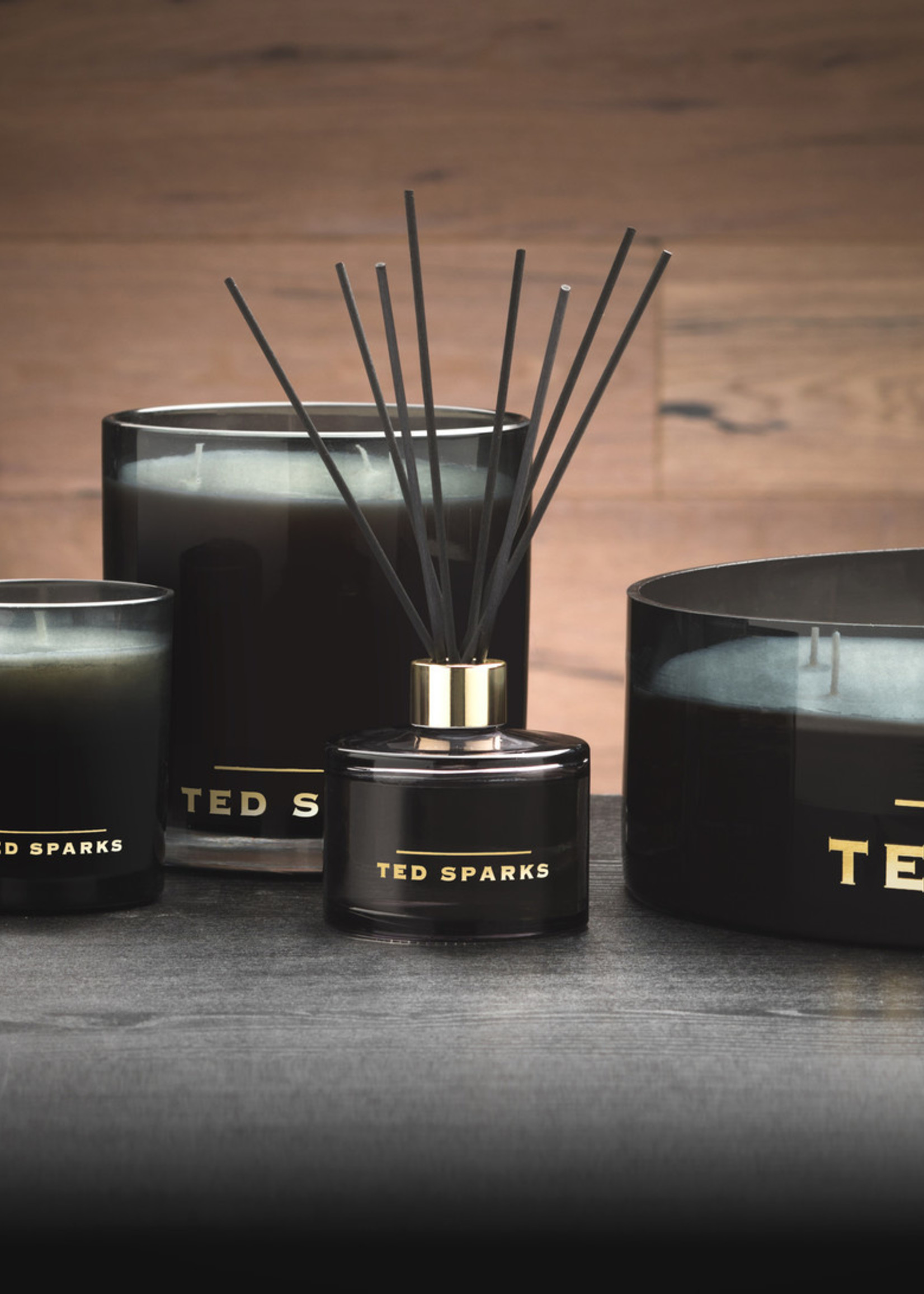 TED SPARKS Bamboo & Peony Demi