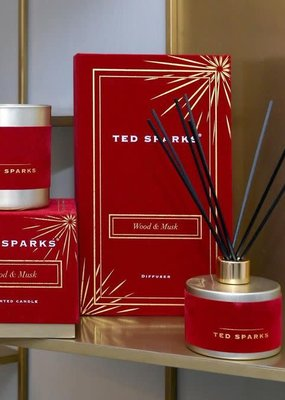 TED SPARKS Wood & Musk Demi