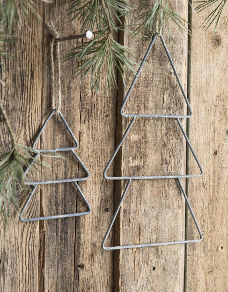 IB LAURSEN Metalen kerstboom L